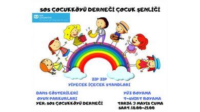 """Photo of SOS Çocukköyü """"çocuk şenliği"""" düzenleyecek"""