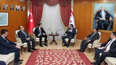 Photo of Erhürman: Hedefler arasında Türkiye'ye KKTC'yi, Kıbrıs Türk halkını yeniden tanıtmak var