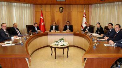 Photo of Bakanlar Kurulu toplantısı tamamlandı