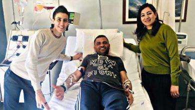 Photo of Bora Şöföroğlu İngiltere'deki hastaya umut oldu