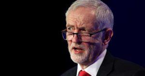 İşçi Partisi'nin lideri Jeremy Corbyn