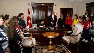 Photo of Cumhurbaşkanı Akıncı, çocuklara kitap okuma tavsiyesinde bulundu