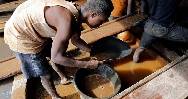 Maden işçileri - işçi