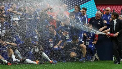 Photo of İngiltere FA Kupası finalinde şampanyalı kutlama kaldırılıyor, gerekçe dini hassasiyet ve gençler