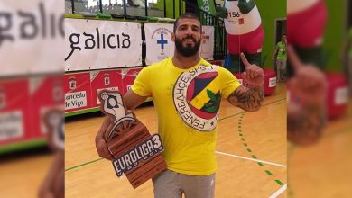 Photo of İbrahim'li Fenerbahçe Avrupa Şampiyonu