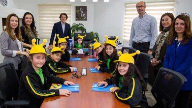 Photo of Kuzey Kıbrıs Turkcell bir günlüğüne miniklerin yönetiminde