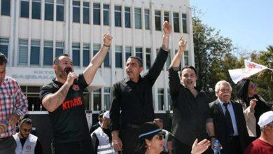 Photo of Hükümetin ekonomi politikası protesto edildi