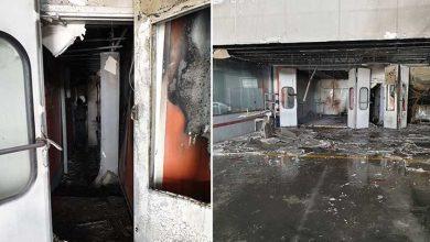 Photo of Nissan'da çıkan yangın; büyük bir felaket yaşanmadan söndürüldü