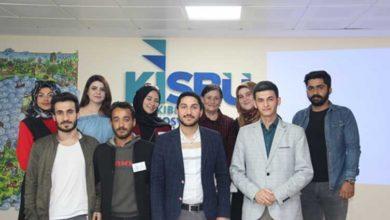 Photo of KISBÜ'den Kanser Hastalarına Yardım  Derneği'ne bağış