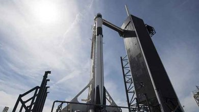 Photo of SpaceX'in personel taşıyıcı mekiği yer testinde alev aldı