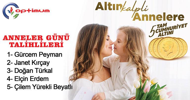Anneler Günü - Koopbank