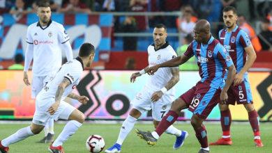 Photo of Beşiktaş şampiyonluk umudunu Trabzon'da bıraktı: 2-1