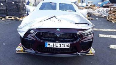 Photo of Yeni BMW M8 Competition, yüzünü tekrar gösterdi