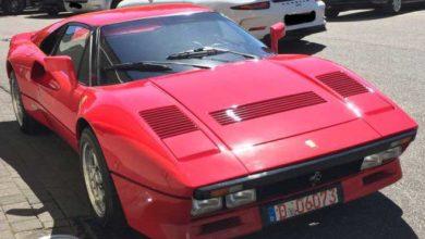 Photo of 2 milyon euroluk klasik Ferrari test sürüşünde çalındı