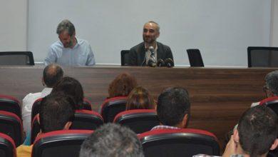 Photo of Gazeteciler Birliği 3 Mayıs etkinlikleri başladı… İsmail Saymaz, Türkiye'de gazeteci olmayı anlattı