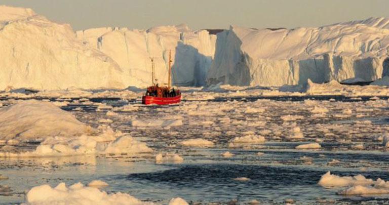 Grönland - İklim değişikliği