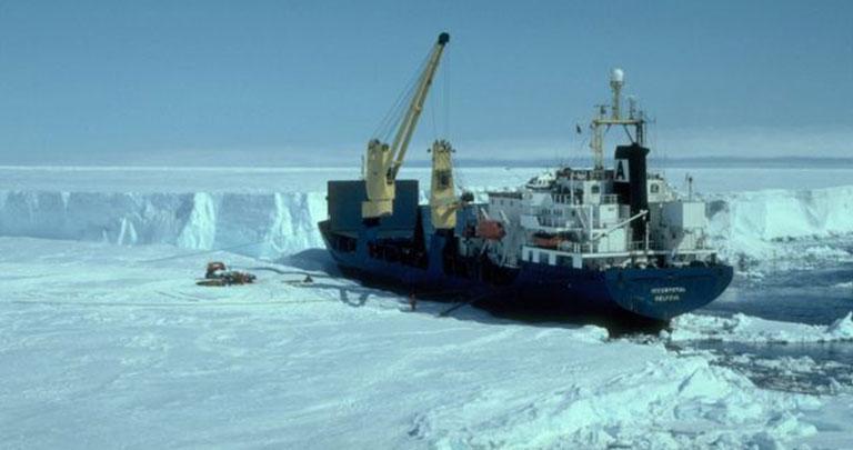 Batı Antarktika - İklim değişikliği