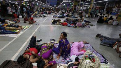 Photo of Hindistan'da kasırga alarmı verildi, 1 milyondan fazla kişi tahliye edildi