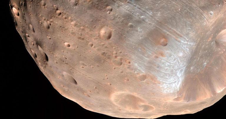 Mars Dolunay