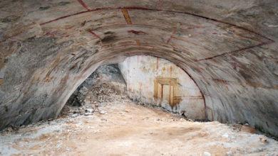Photo of Roma İmparatoru Neron'un sarayında gizli bir oda bulundu