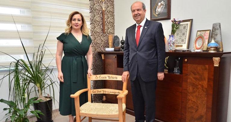 Sibel Tatar - Ersin Tatar