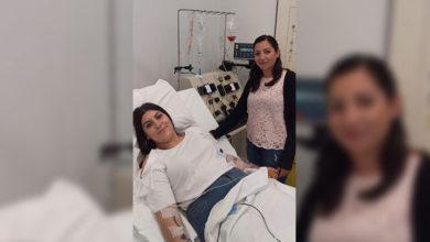 Photo of Donör Süheyla Osmanoğlu'ndan, Almanya'daki hastasına ikinci kez uzanan yardım eli
