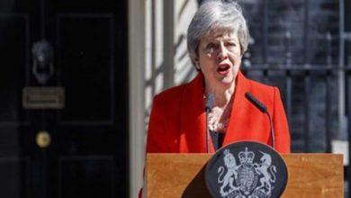 Photo of Theresa May'in istifasına AB'den ilk tepki