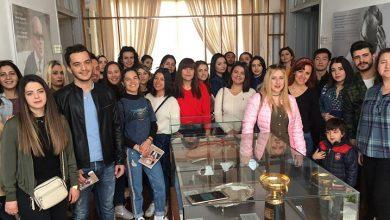 Photo of UKÜ'lü öğrenciler, Kuzey Kıbrıs'ın kültürel varlıklarına sahip çıkıyor