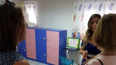 Photo of Meral Akıncı, Gönyeli'de okul öncesi eğitim merkezinin açılışını yaptı