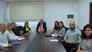 Photo of Çalışma ve Sosyal Güvenlik Bakanı Sucuoğlu İş Kadınları Derneği heyetini kabul etti