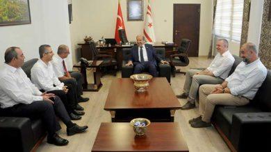 Photo of Başbakan'dan gazetelere söz