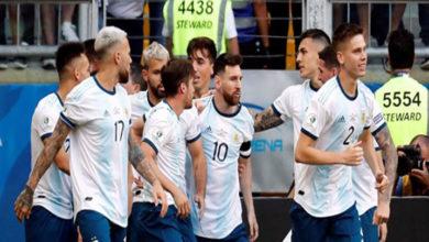 Photo of Arjantin ve Kolombiya turladı