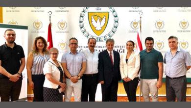Photo of Tabipler Birliği Sağlık Bakanı'na, beklentilerini aktardı