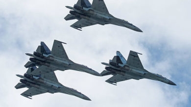 Photo of Rusya'dan, 'Rus uçakları Akdeniz'de tehlikeli uçuşlar yaptı' diyen ABD donanmasına yanıt