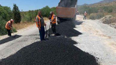 Photo of Haspolat-Taşkent Yolu tamir ediliyor
