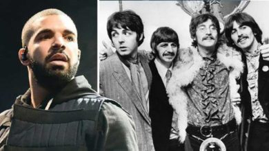 Photo of Drake, Beatles'ın rekorunu kırdı