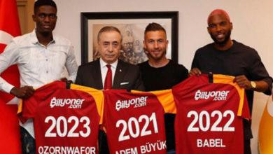 Photo of Aslan'dan 3 transfer