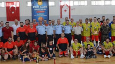 Photo of Lefkoşa Polis Müdürlüğü şampiyon