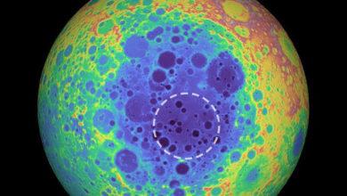 Photo of Ay'ın yüzeyinde gizemli keşif
