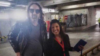 Photo of Nicolas Cage Kıbrıs'ta
