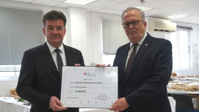 Photo of Slovakya Cumhuriyeti'nden Kayıp Şahıslar Komitesi'ne bağış