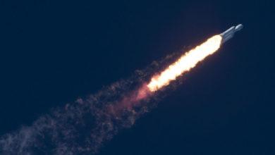 Photo of SpaceX roketi okyanusa çakıldı