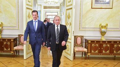 Photo of Rusya-Suriye diplomatik ilişkilerinin 75. yılı: Putin ve Esad'dan karşılıklı kutlama mesajı
