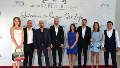 Photo of Grand Sapphire start aldı