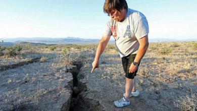 Photo of ABD'nin Kaliforniya eyaleti 7,1 şiddetinde depremle sarsıldı