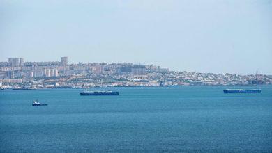 Photo of Azerbaycan açıklarında İran bandıralı bir gemi acil durum sinyali gönderdi