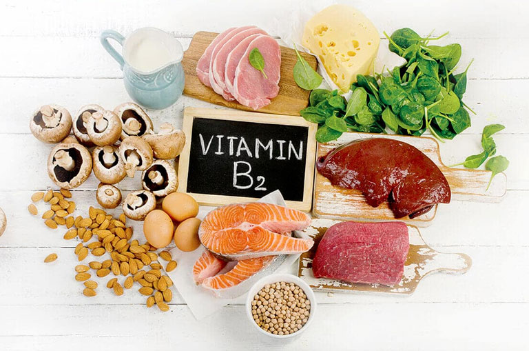 B2 Vitamini (Riboflavin) Nedir? B2 Vitamini İçeren Besinler ve Faydaları