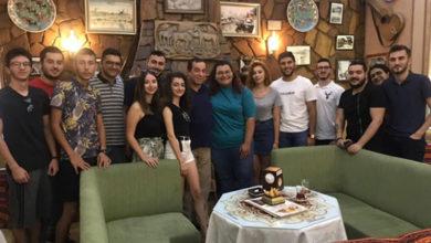 Photo of Serdar Denktaş BAGEP'i ziyaret etti