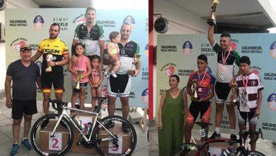 Photo of Pedallar İskele'de Benon için döndü