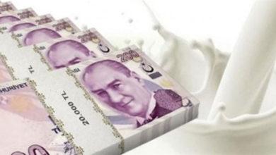 Photo of Süt bedelleri ödeniyor